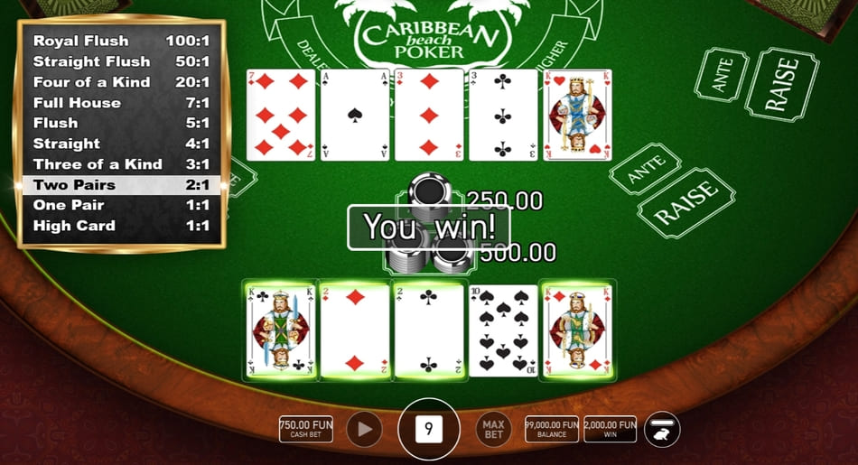 online gambling games for real money