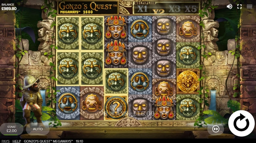 online slot games megaways type